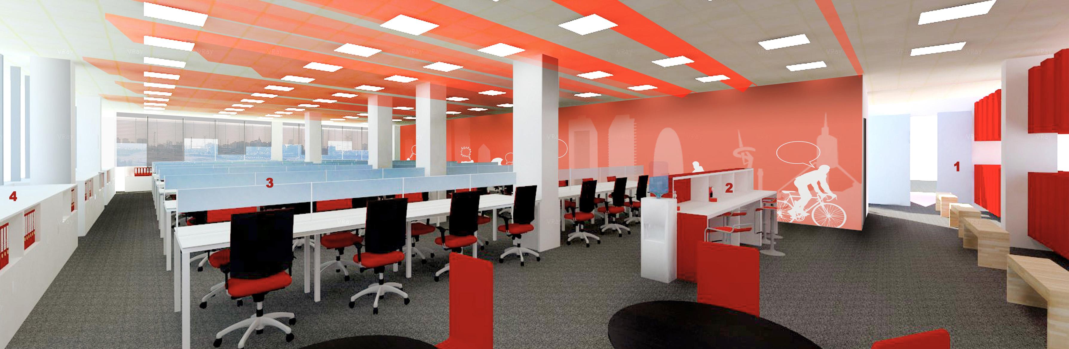 Interiorismo – Oficinas – Licencias de actividad, interiorismo ...