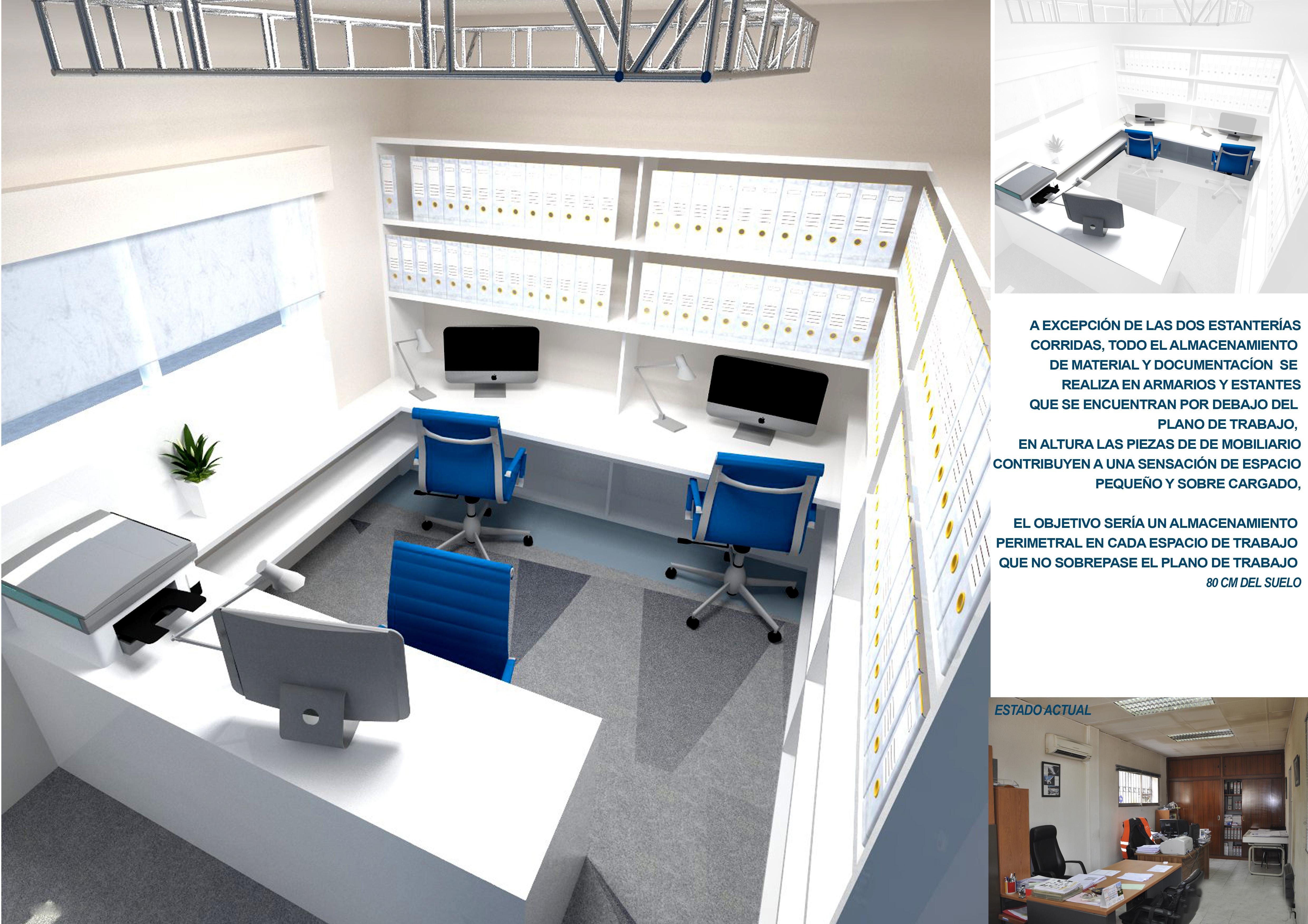 Interiorismo oficinas licencias de actividad for Interiorismo oficinas